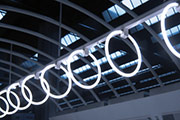 Busch-Jaeger, Messestand Light+Building