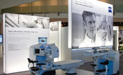 Carl Zeiss Meditec AG, Messestand
